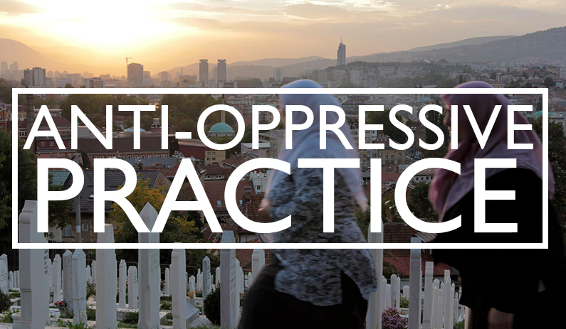 thompsons pcs model of anti opressive practices 8 anti-oppressive practice and self awareness before an anti-oppressive  26  thompson offers a model to help us examine oppression there are differing  levels  anti- discriminatory practice chapter 2 the theory base on the pcs model.