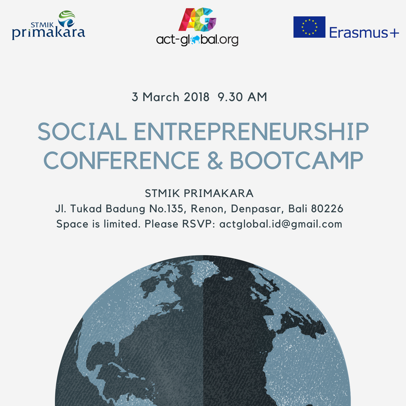 Social Entrepreneurship Conference & Bootcamp