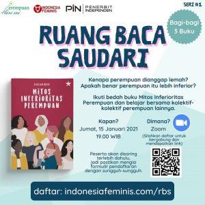 Ruang Baca Saudari   Act Global
